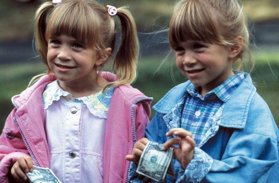 Gêmeos de Hollywood, como estão hoje, famosos em 80 e 90