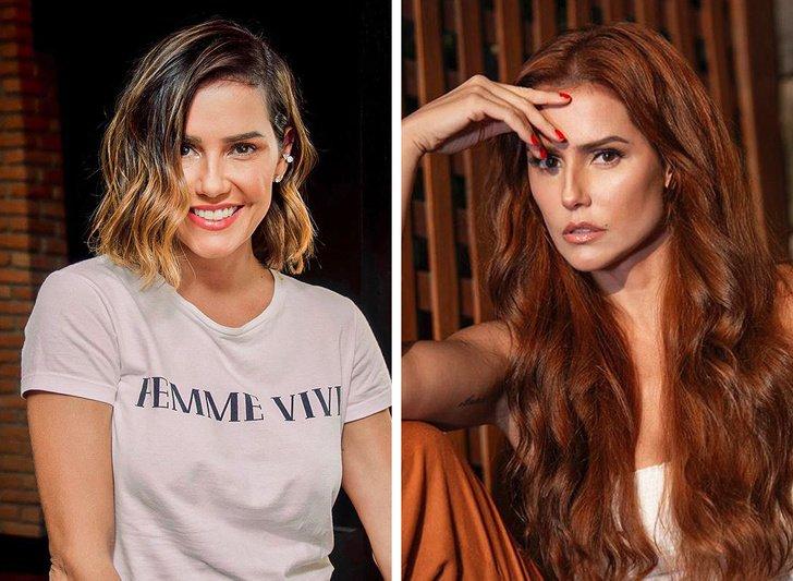 10 Famosas brasileiras que resolveram radicalizar no look e são uma verdadeira inspiração